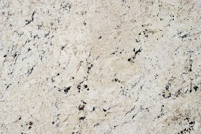 White Ice Granite : Kitchen designs group the best granite and cabinets